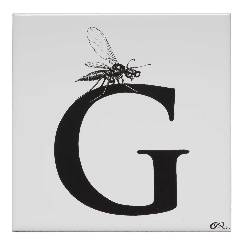 G - Genius Gnat Tile-0