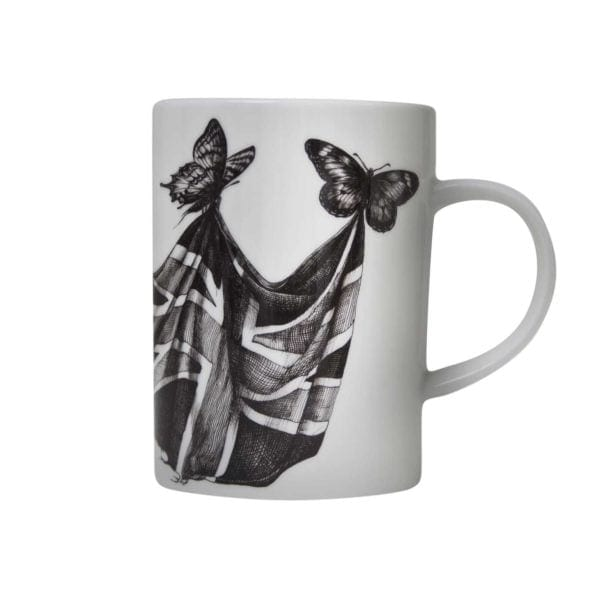 Bootiful Butterflies Marvellous Mug-0