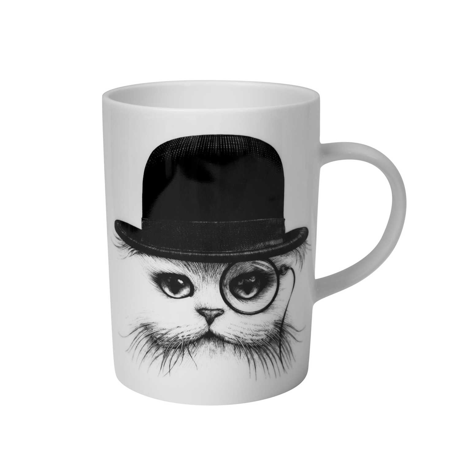 Cat in Hat Marvellous Mug-0