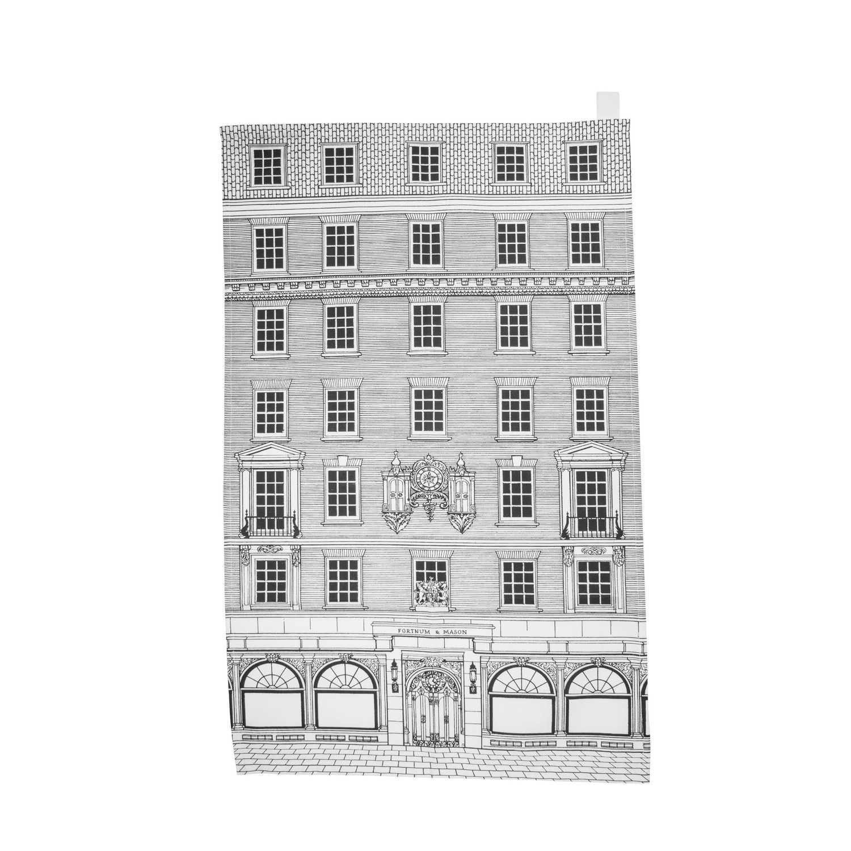F&M Building Tea Towel-0