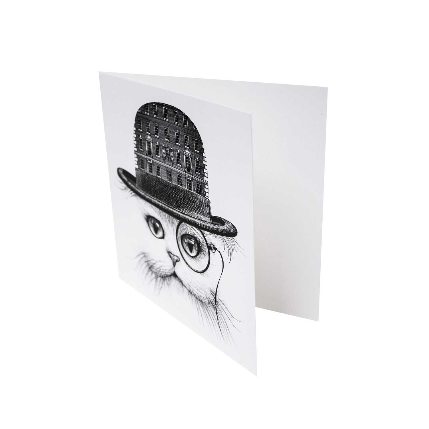 F&M Cat in Hat Card-0