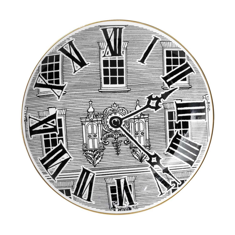 F&M Clock Small Plate-0