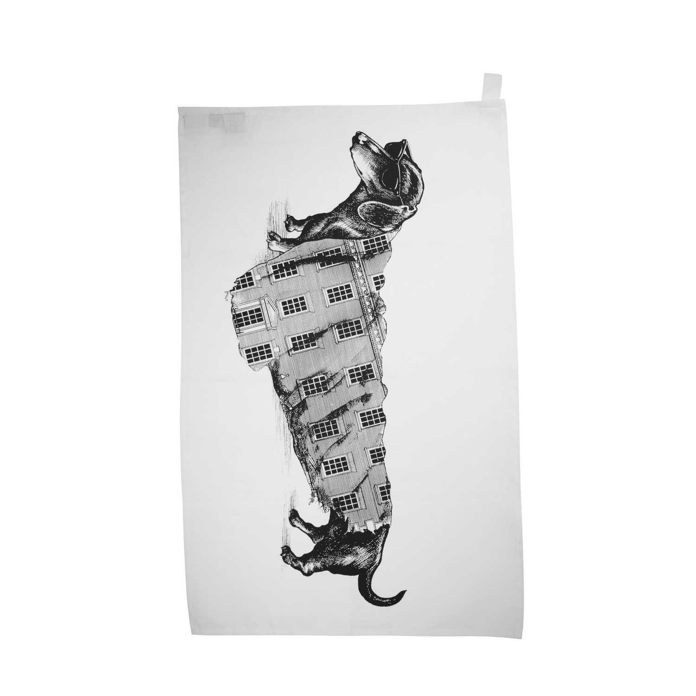 F&M Dog Tea Towel-0