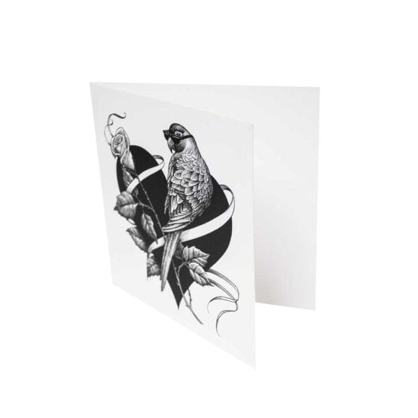 Lovebird Card-0