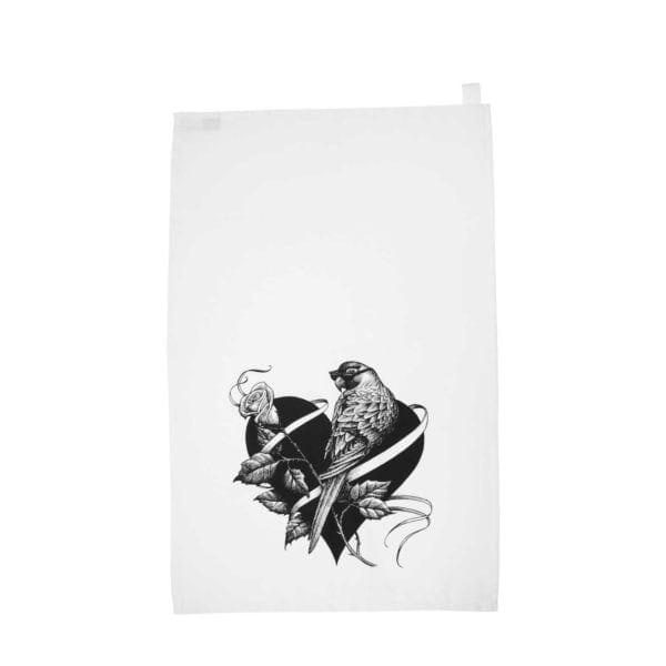 Lovebird Tea Towel-0