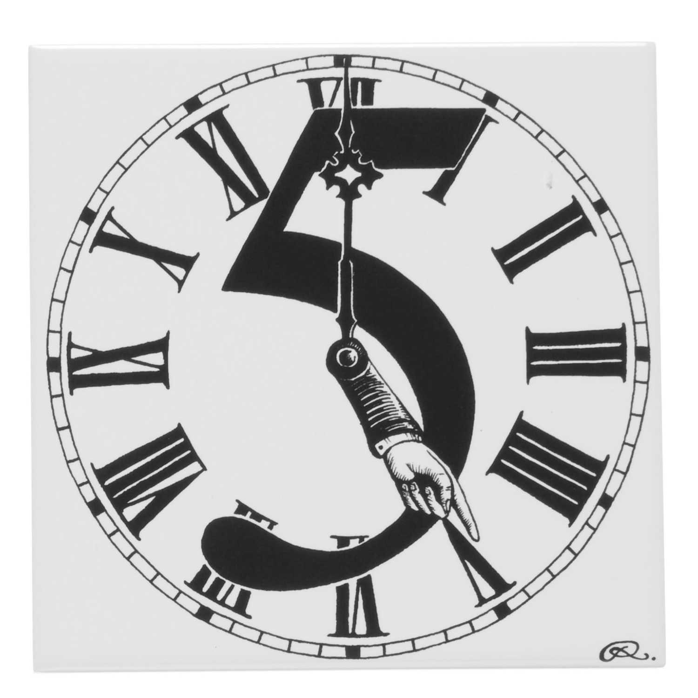 5 - Clock Hand's Tile-0