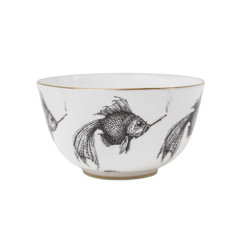 Smokey Fish Bowl Small-0
