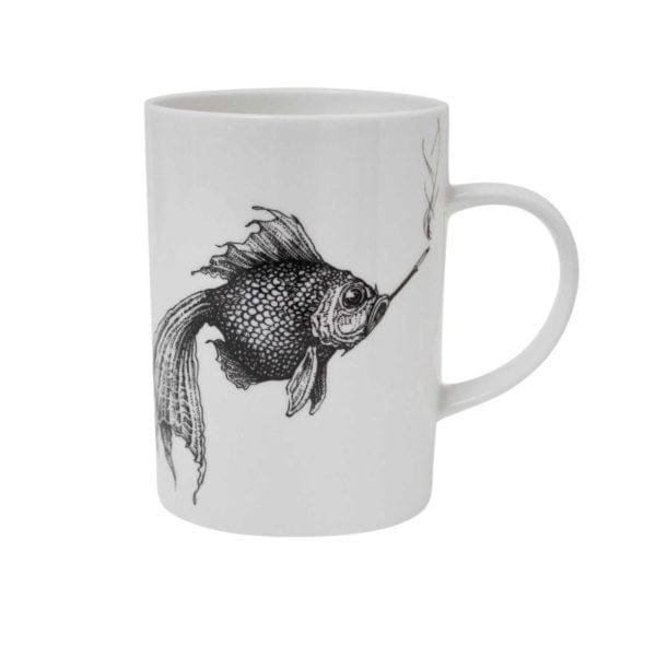 Smokey Fish Marvellous Mug-0