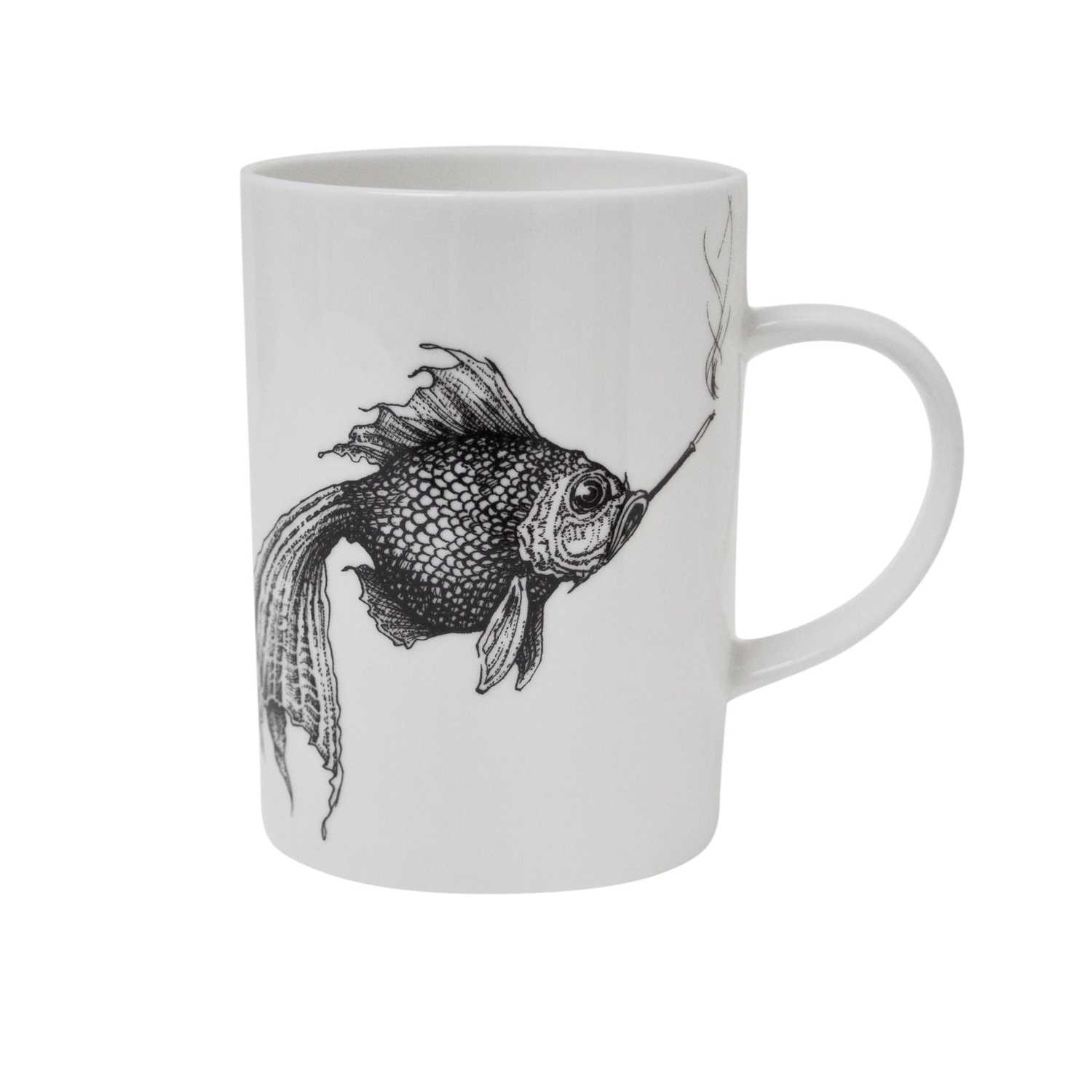 Smokey Fish Marvellous Mug-0