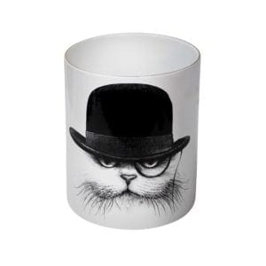 Supersize Cat Hat Down / Cat in Hat Candle-0