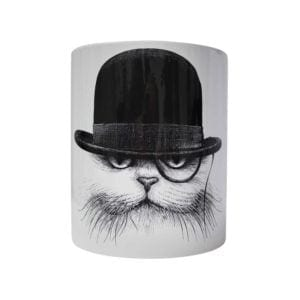 Supersize Cat Hat Down / Cat in Hat Vase-0
