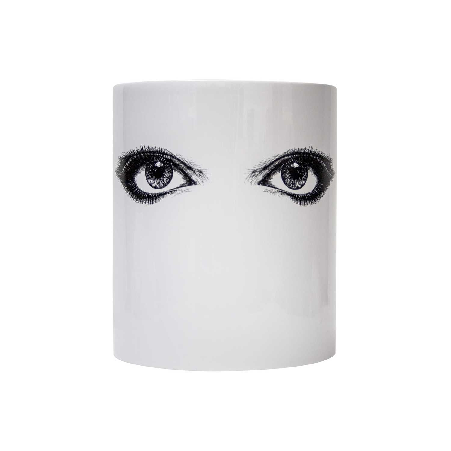 Supersize Looking at You Eyes Candle-0