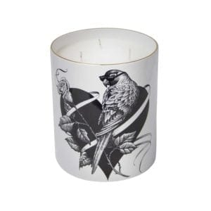 Supersize Lovebird / Birdcage Candle-0