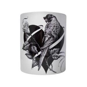 Supersize Lovebird / Birdcage Vase-0