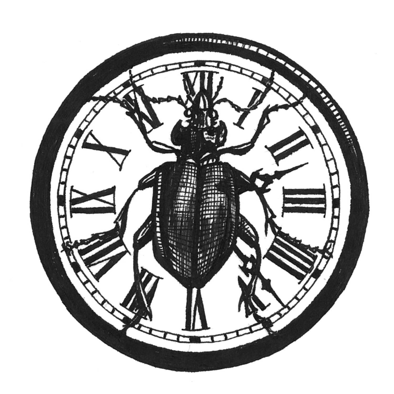 Beetleclock Intricate Ink-0