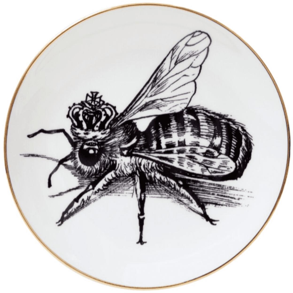 Queen Bee Plate-0