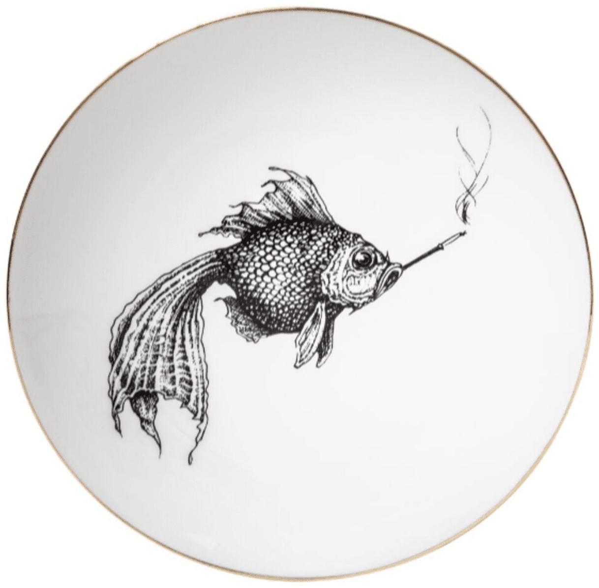 Smokey Fish Plate-0