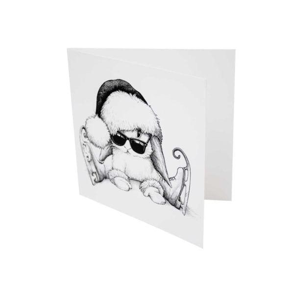 Clumsy Bunny Card-0