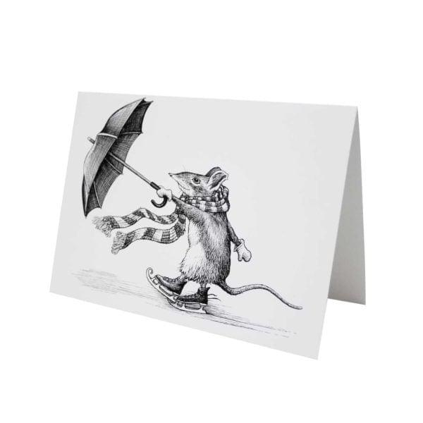 Christmas Rat Race Card-0