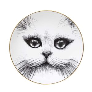 Cat No Monocle Plate-0