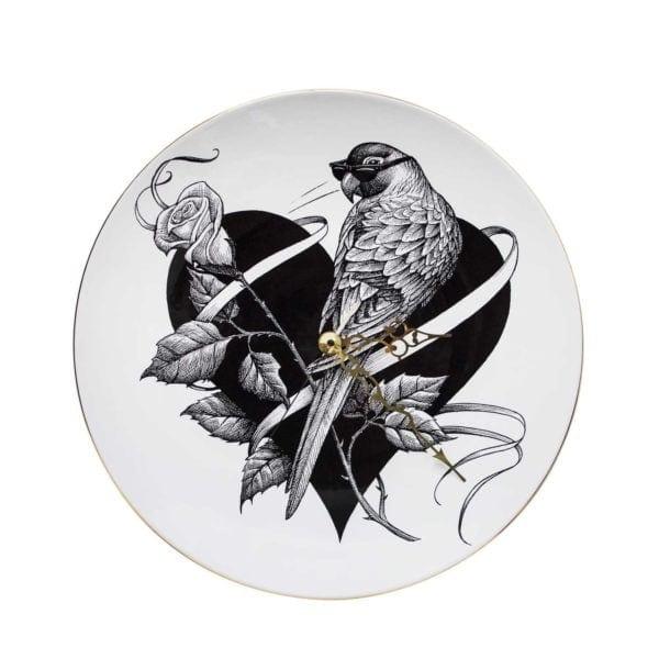 Lovebird Clock-0