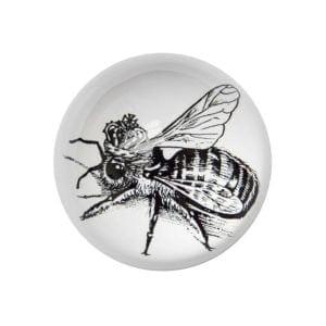 Queen Bee Paperweight Domed -0