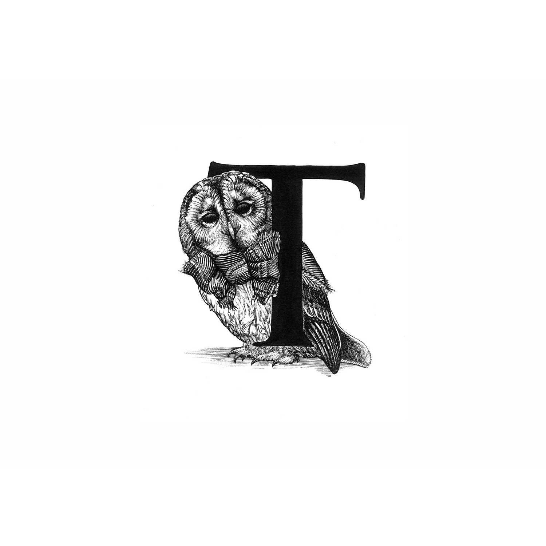 Tartan Tawny Intricate Ink -0
