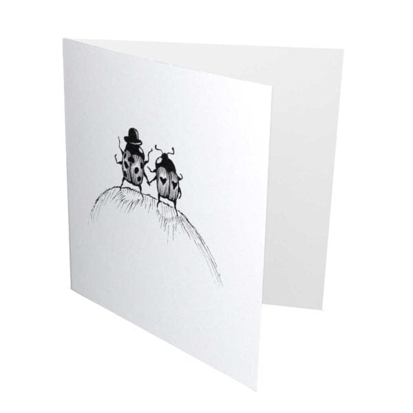 Ladybirds Loved Up Card-1096