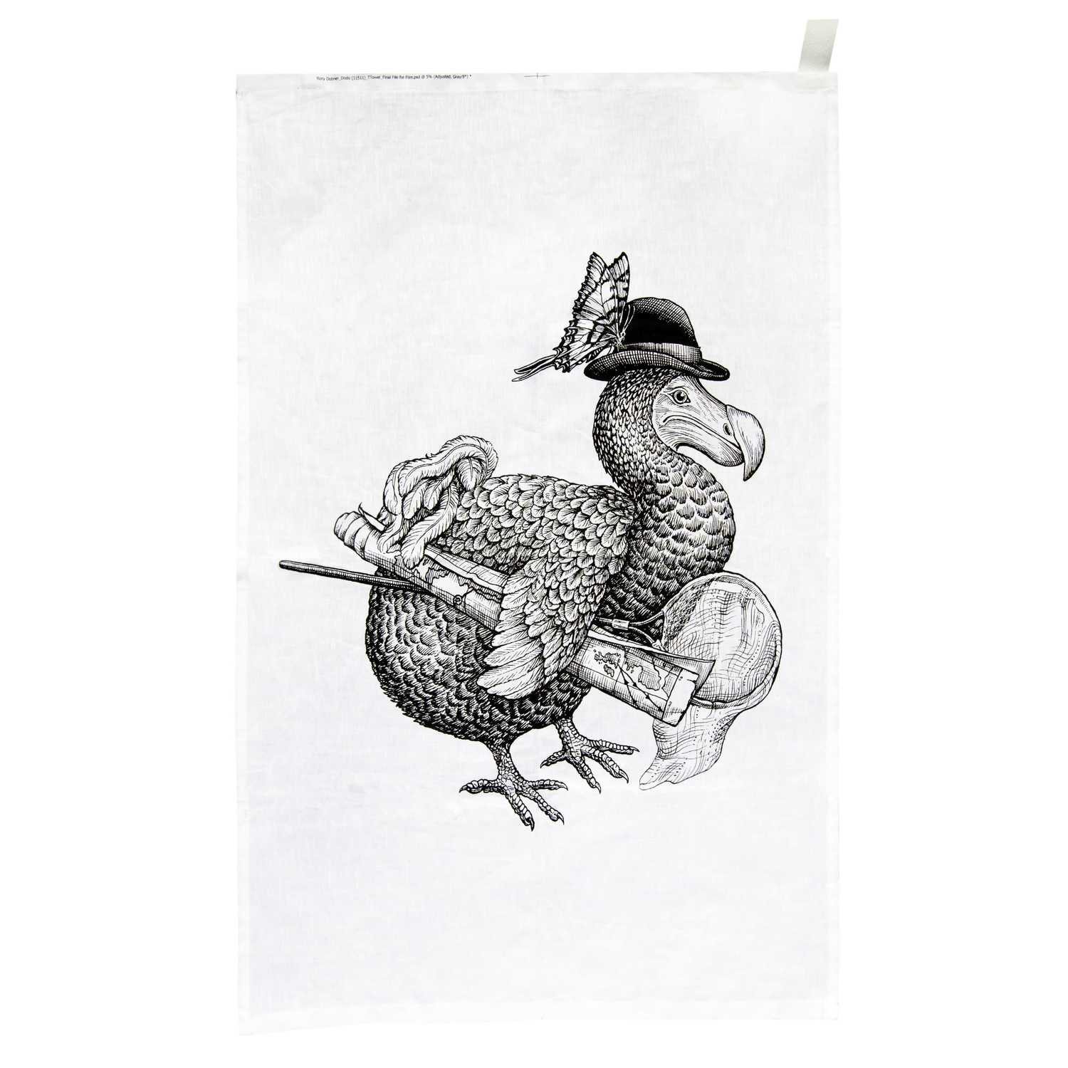 Dodo Tea Towel -0