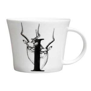 I - Intellectual Impalas Mighty Mug-0