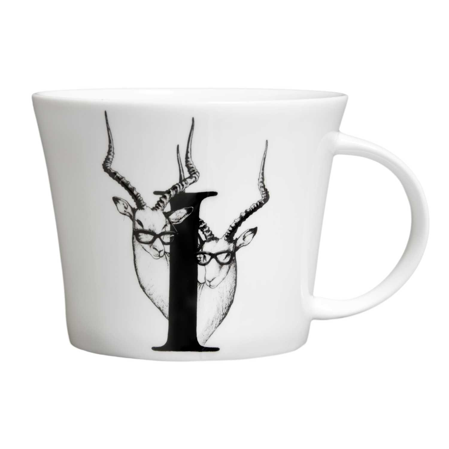 I - Intellectual Impalas Mighty Mug-0