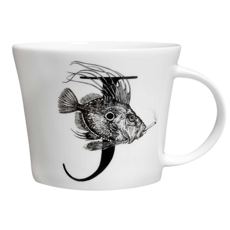J - John Dory Mighty Mug-0