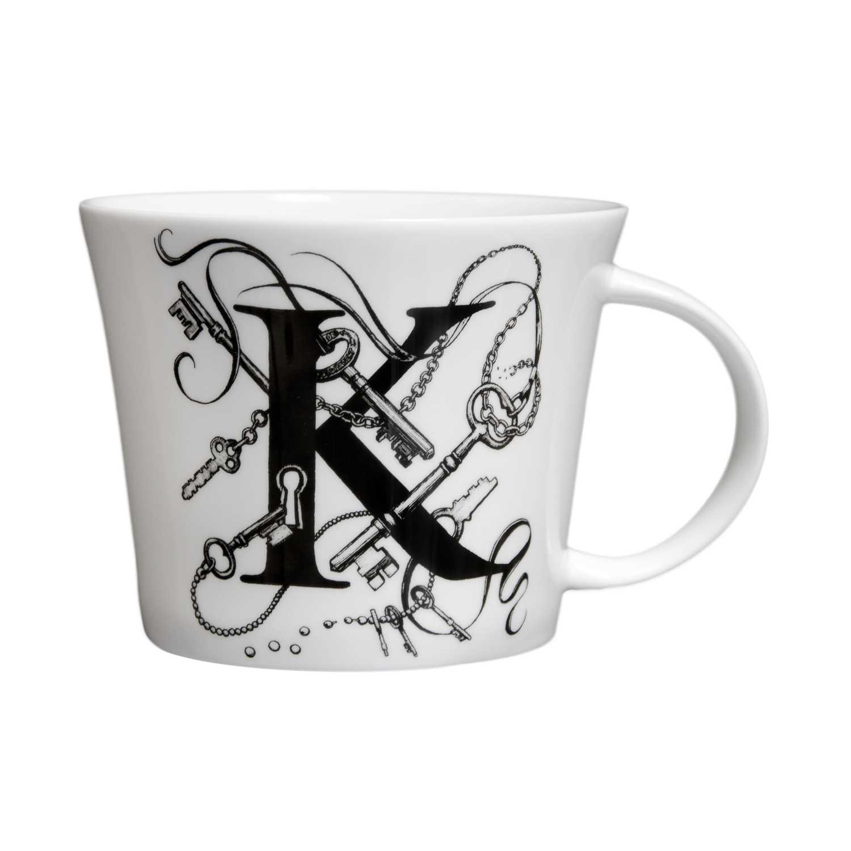 K - Keyhole Chaos Mighty Mug-0