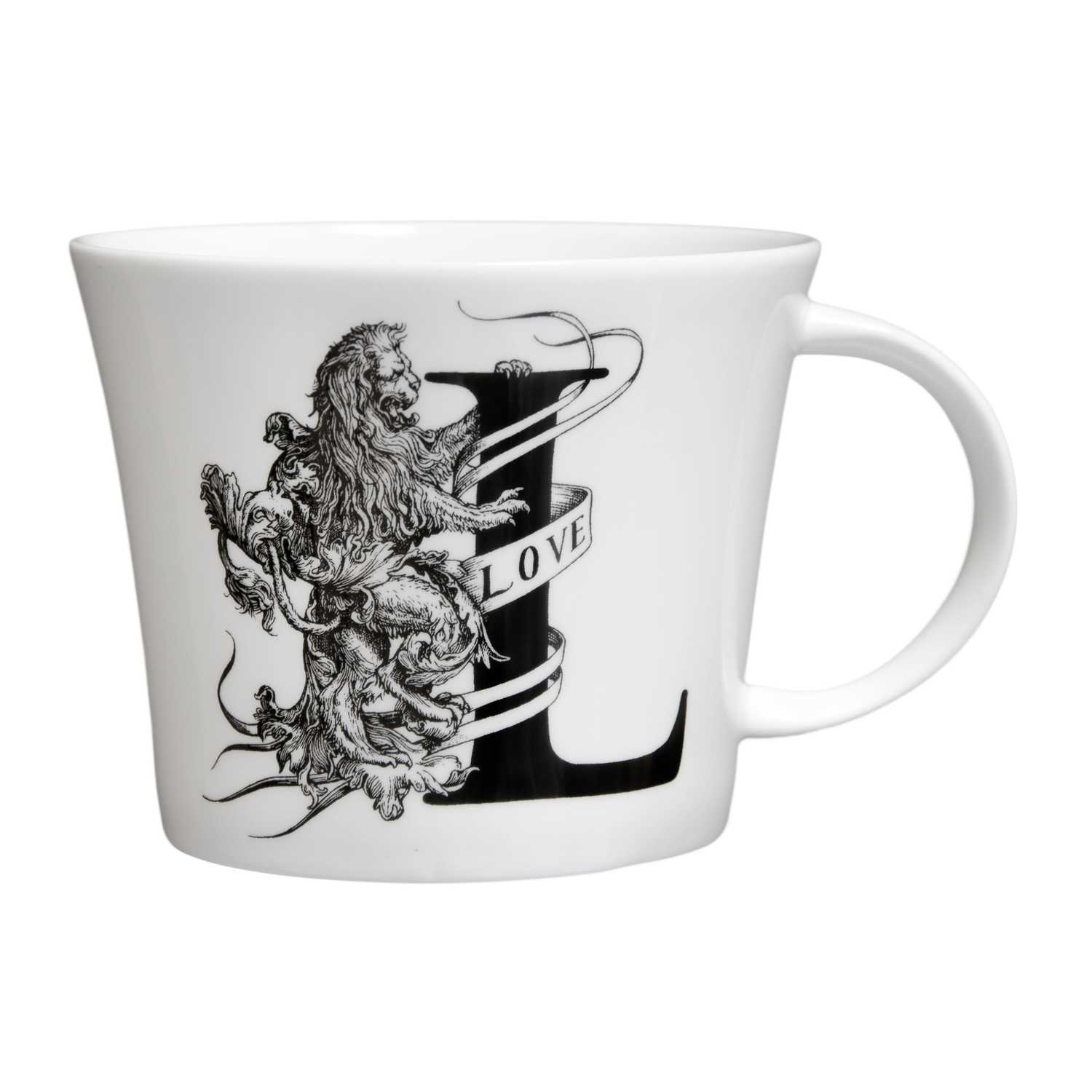 L - Lionel Lion Mighty Mug-0