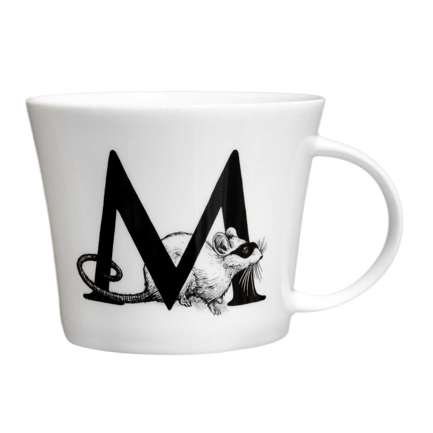 M - Masked Mousie Mighty Mug-0