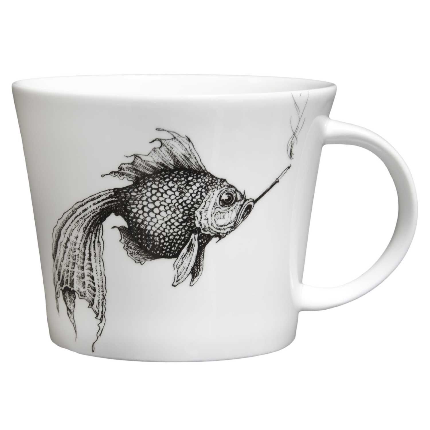 Smokey Fish Mighty Mug -0