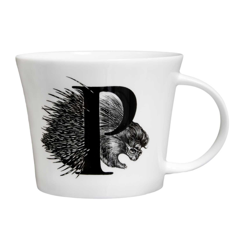 P - Presley Porcupine Mighty Mug-0