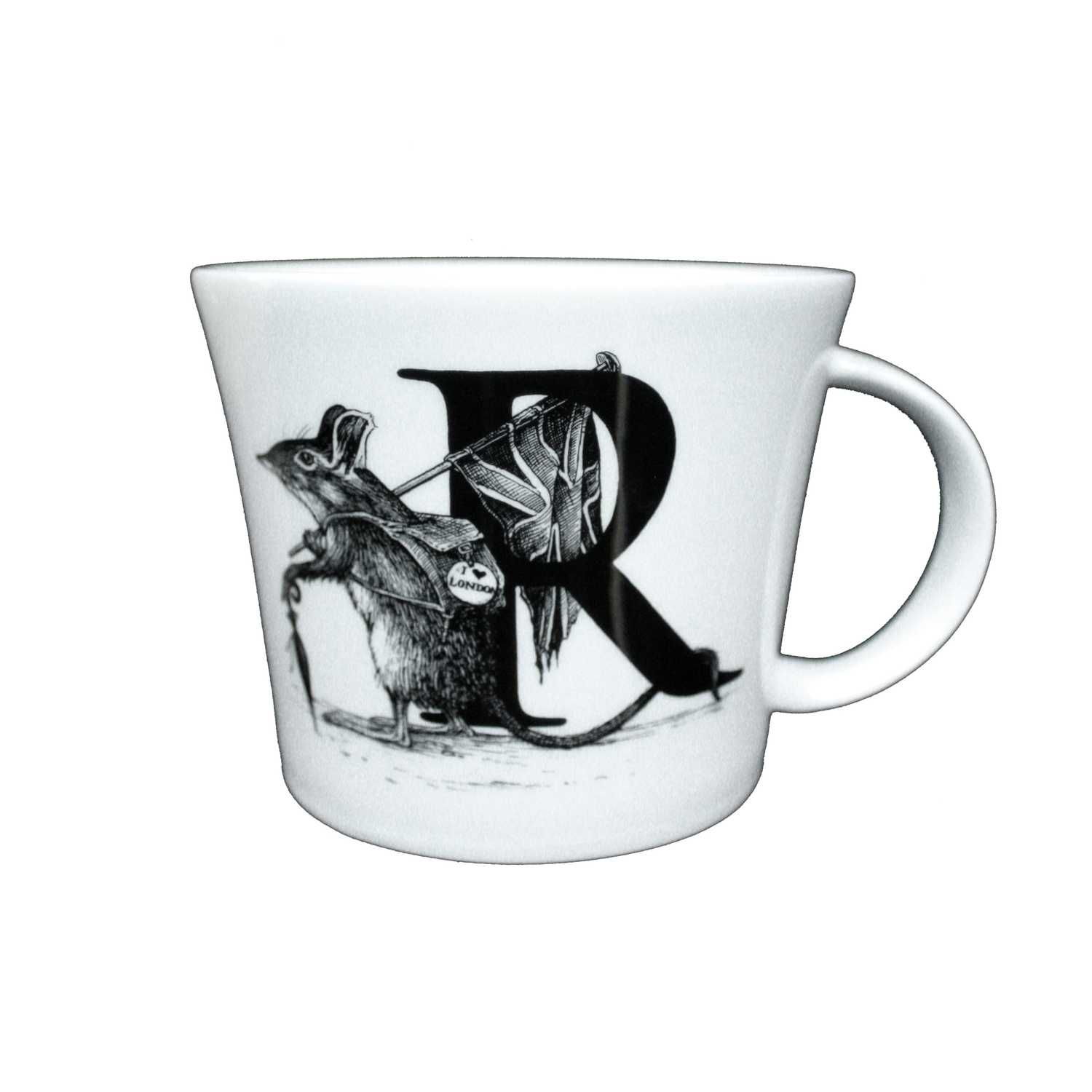 R - Rat Race Mighty Mug-0