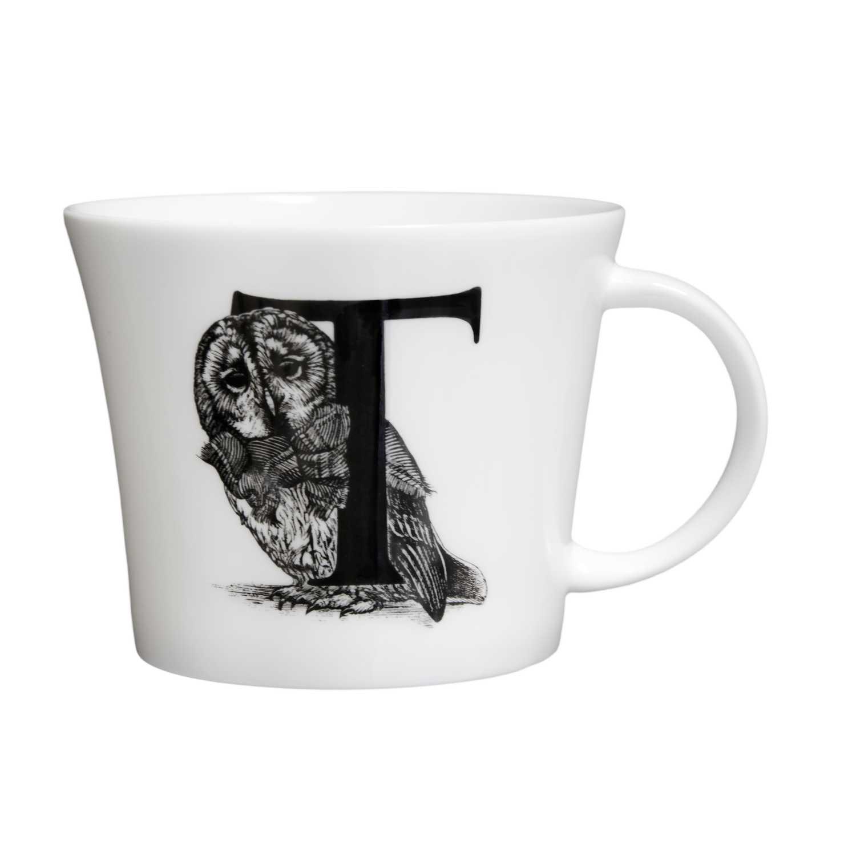 T - Tartan Tawny Mighty Mug-0