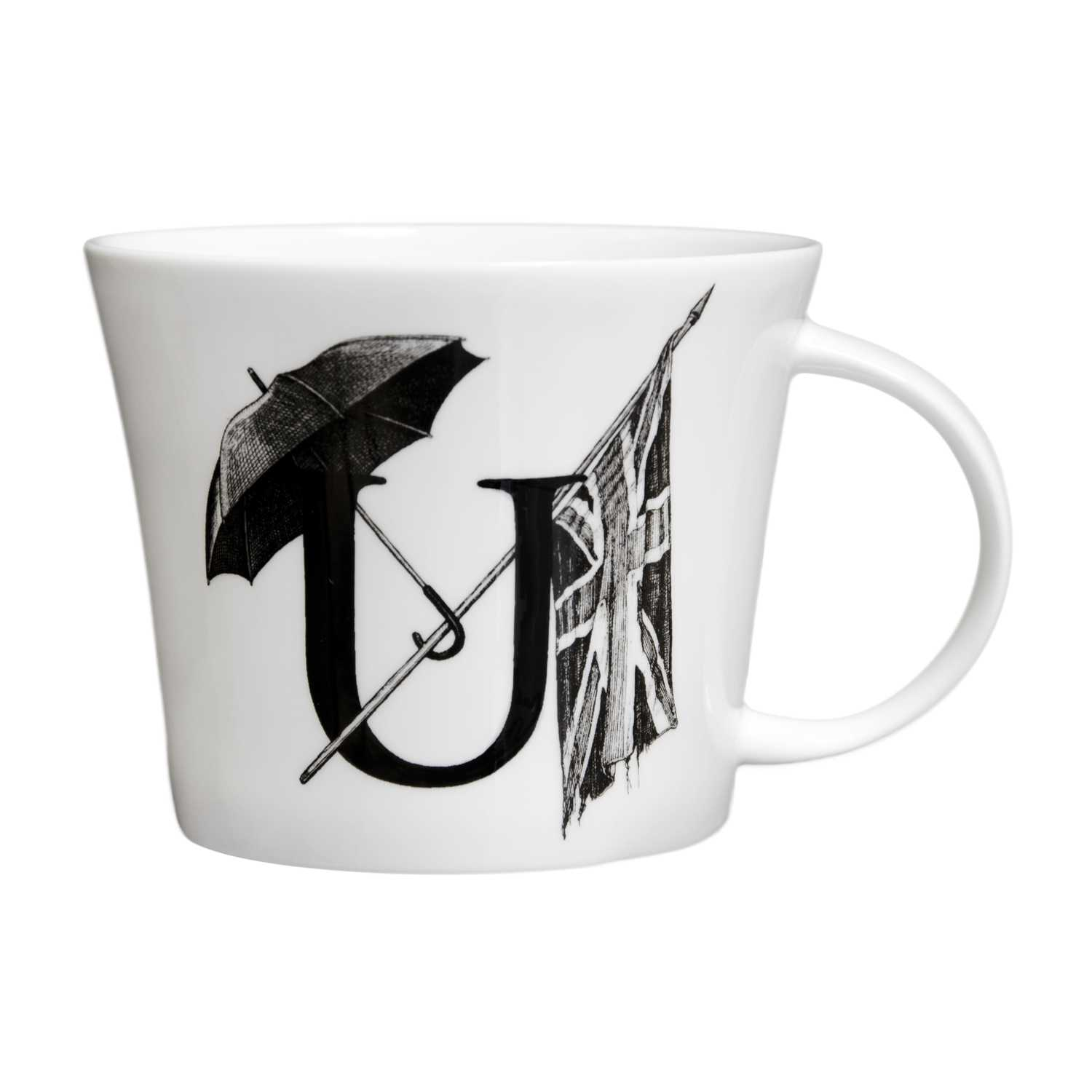 U - Union Of Umbrellas Mighty Mug-0