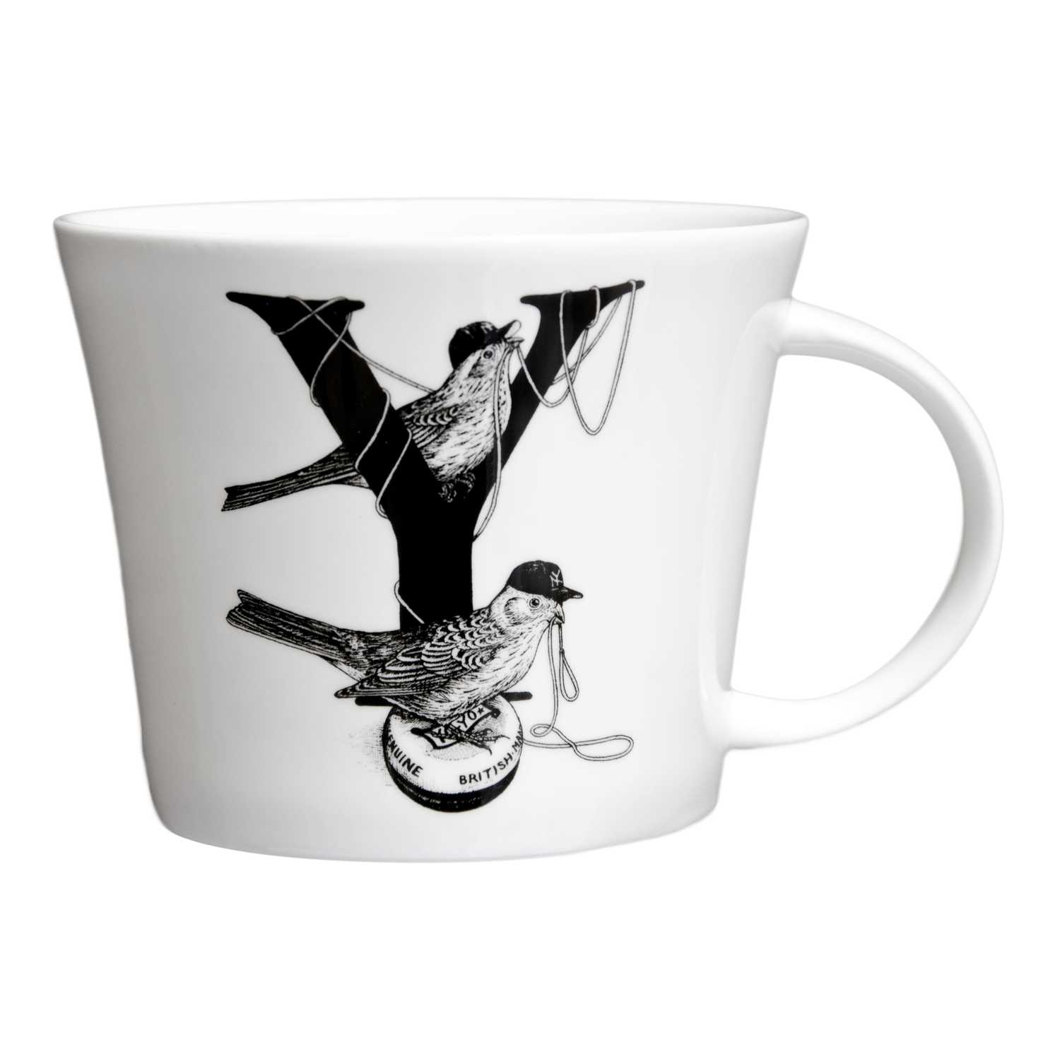 Y - Yankee Yellowtail Mighty Mug-0