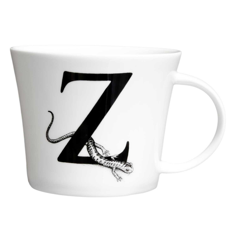 Z - Zigzag Salamander Mighty Mug-0