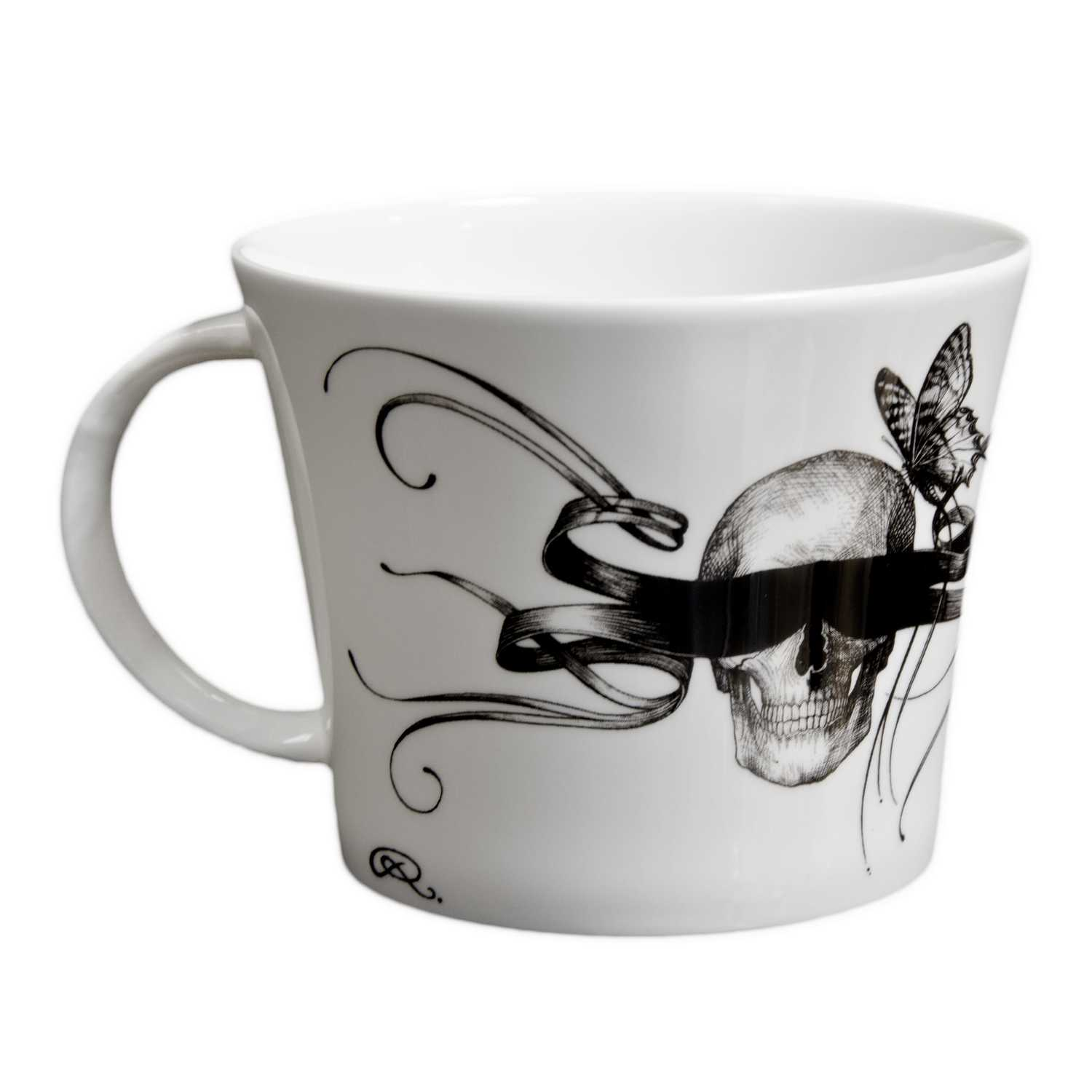 Masked Skull Mighty Mug-0