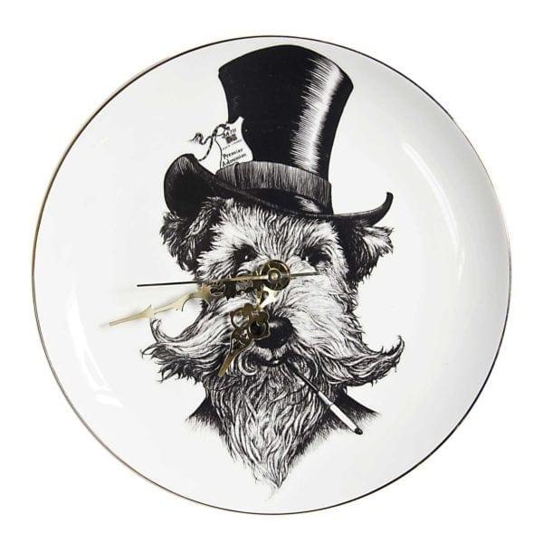 Sir Lancelot Clock-0