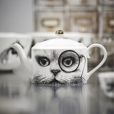 Tip Top Tea Time