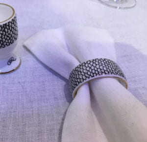 Notorious Napkin Rings