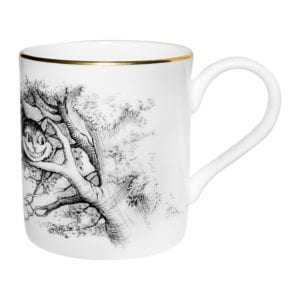 Cheshire Cat Majestic Mug, Alice in Wonderland theme