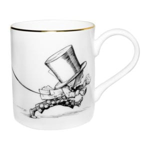 Rory Dobner 09002-AWMH Alice Mad Hatter Mug Image